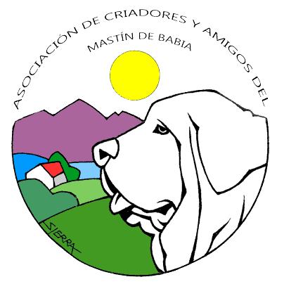 Logo Asociación de Criadores y Amigos del Mastín de Babia